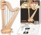 Арфа. Сборная деревянная модель